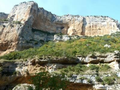 Selva Irati-Pirineo Navarro-Puente del Pilar; rutas senderismo varios dias españa tierra de fuego s